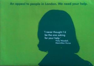 Macmillan London appeal
